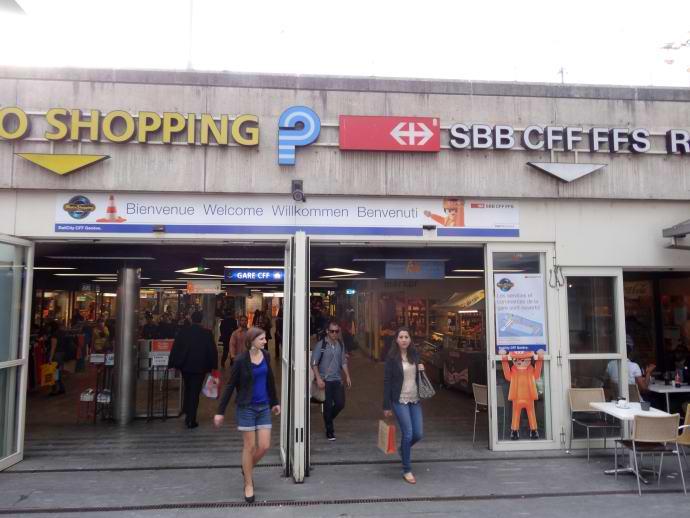 shopping gare de lyon