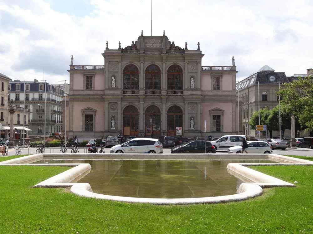Ginevra  Svizzera